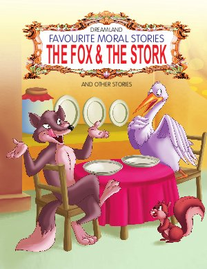 The Fox and the Stork and other stories - Read on ipad, iphone, smart phone and tablets.