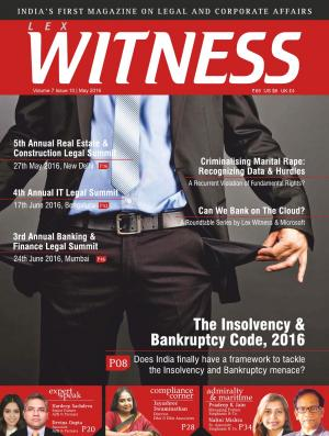 Lex Witness May 2016