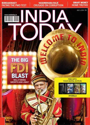 India Today -04th July 2016 - Read on ipad, iphone, smart phone and tablets.