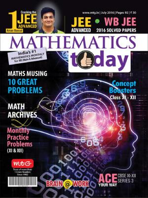 Mathematics Today- July 2016