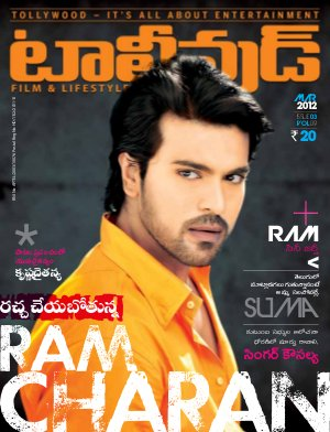 Tollywood March 2012 Volume 9 Issue 3 - Read on ipad, iphone, smart phone and tablets.