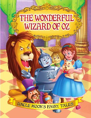 The Wonderful Wizard of Oz - Read on ipad, iphone, smart phone and tablets.