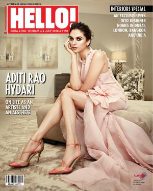 HELLO! INDIA JULY 2016 - Read on ipad, iphone, smart phone and tablets.