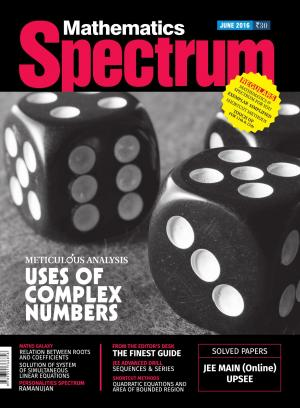 Spectrum Mathematics - June 2016