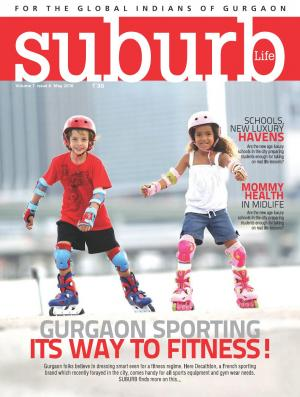 SUBURB May 2016 - Read on ipad, iphone, smart phone and tablets.