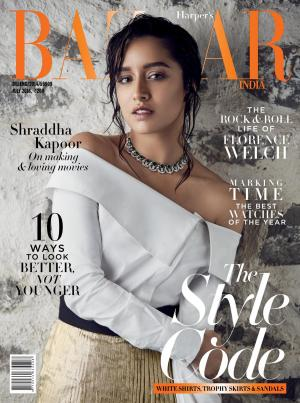 Harper's Bazaar India-July 2016