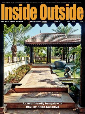 Inside Outside (July 2016) - Read on ipad, iphone, smart phone and tablets.