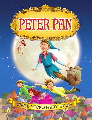 Peter Pan - Read on ipad, iphone, smart phone and tablets