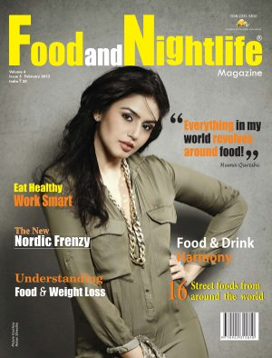Food and Nightlife Magazine February 2013