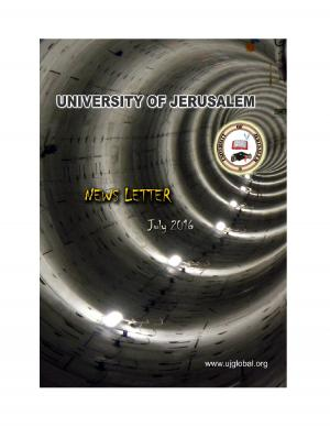 University of Jerusalem - Newsletter - Read on ipad, iphone, smart phone and tablets