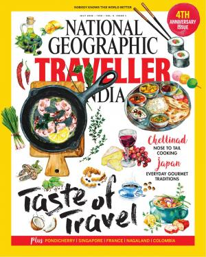 National Geographic Traveller India, July16