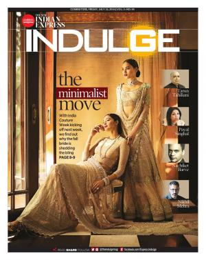 Indulge - Coimbatore - Read on ipad, iphone, smart phone and tablets.