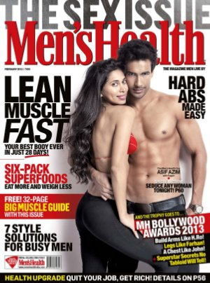 Men's Health- February 2013 - Read on ipad, iphone, smart phone and tablets.