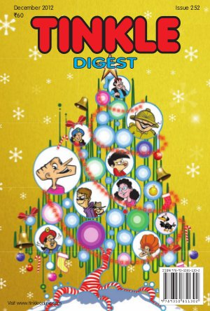 TINKLE DIGEST _DEC 2012 - Read on ipad, iphone, smart phone and tablets.