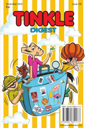 TINKLE DIGEST_NOV 2012 - Read on ipad, iphone, smart phone and tablets.
