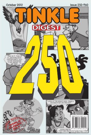TINKLE DIGEST_OCT 2012 - Read on ipad, iphone, smart phone and tablets.