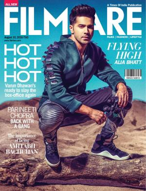 Filmfare 10-AUG-2016 - Read on ipad, iphone, smart phone and tablets.