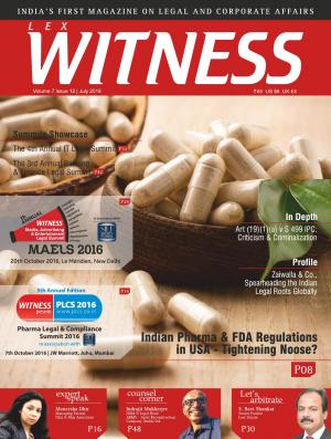 Lex Witness July 2016