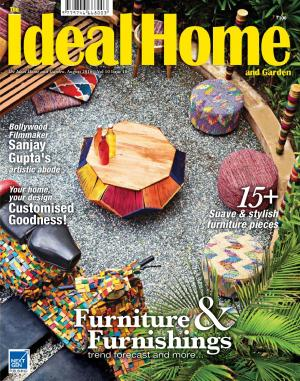 The Ideal Home and Garden - Read on ipad, iphone, smart phone and tablets.
