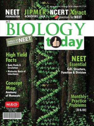 Biology Today - August 2016 - Read on ipad, iphone, smart phone and tablets.