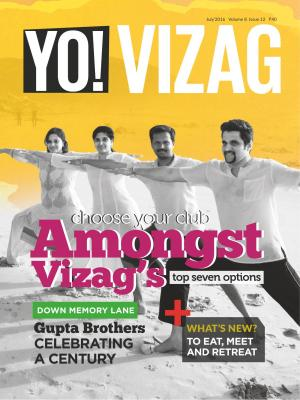 Yo! Vizag - Read on ipad, iphone, smart phone and tablets.