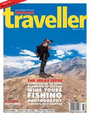 Outlook Traveller, August 2016