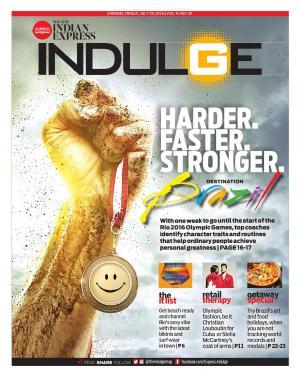 Indulge - Chennai - Read on ipad, iphone, smart phone and tablets.