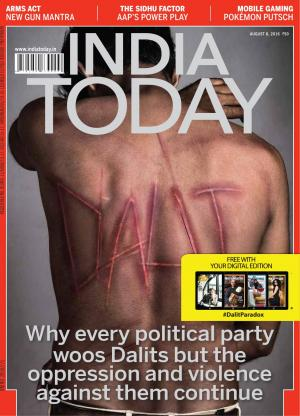 India Today-8th August 2016 - Read on ipad, iphone, smart phone and tablets.