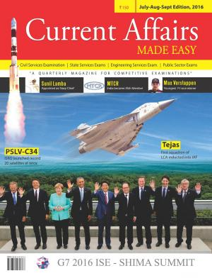 Current Affairs Made Easy - Read on ipad, iphone, smart phone and tablets