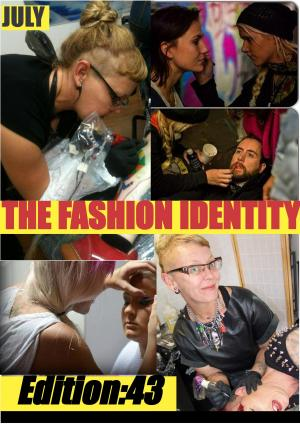 THE FASHION IDENTITY Edition 43 Month:July By Pitanjal Datta