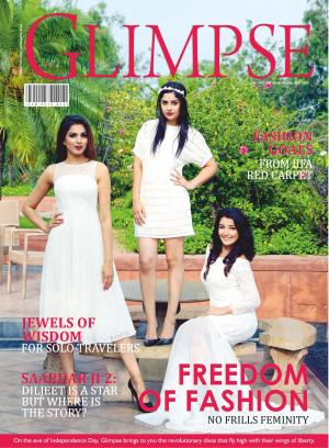August 2016, Freedom Of Fashion, No Frills Feminity - Read on ipad, iphone, smart phone and tablets.