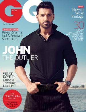 August 2016 + GQ Connect 2016 - Read on ipad, iphone, smart phone and tablets.