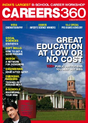 Careers360 February 2013 (English) - Read on ipad, iphone, smart phone and tablets.