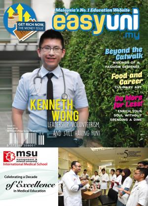 Easyuni's Guidebook Issue 11 - Read on ipad, iphone, smart phone and tablets.