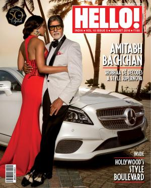 HELLO! INDIA AUG 2016 - Read on ipad, iphone, smart phone and tablets.