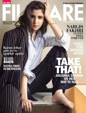 Filmfare 24-AUGUST-2016 - Read on ipad, iphone, smart phone and tablets.