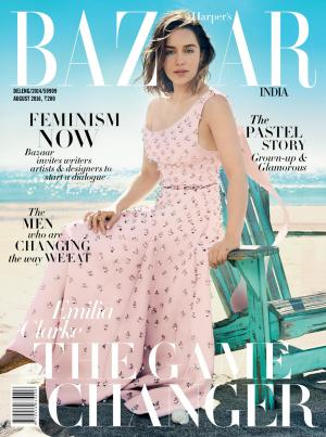 Harper's Bazaar-August 2016