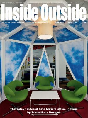 Inside Outside (August 2016) - Read on ipad, iphone, smart phone and tablets.
