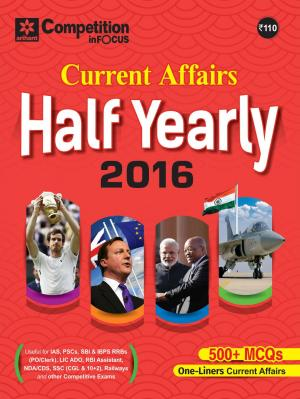 Current Affairs Half Yearly 2016 - English
