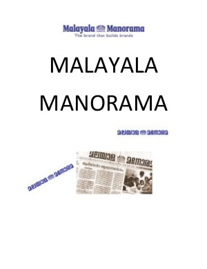 Malayala Manorama - Read on ipad, iphone, smart phone and tablets