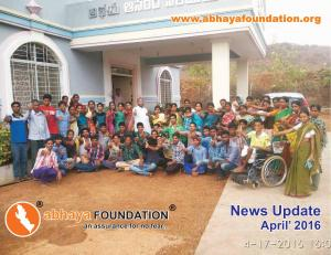 abhaya News Update - April 2016