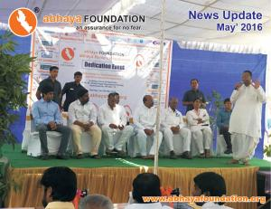 abhaya News Update - May 2016