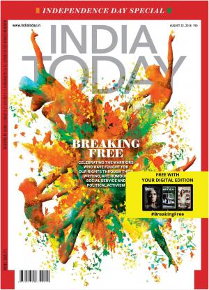 India Today -22nd August 2016