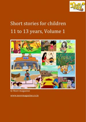 Short stories for children 11 to 13 years, Volume 1 - Read on ipad, iphone, smart phone and tablets.