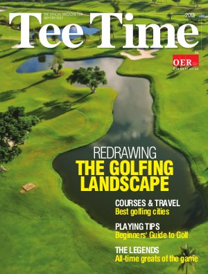 Tee Time 2013 - Read on ipad, iphone, smart phone and tablets.