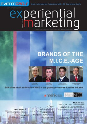 Experiential Marketing - Read on ipad, iphone, smart phone and tablets.