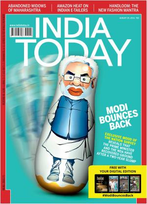 India Today -29th August 2016