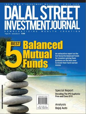 Dalal Street Investment Journal Vol 31 Issue no 19  Sept 4, 2016 - Read on ipad, iphone, smart phone and tablets.