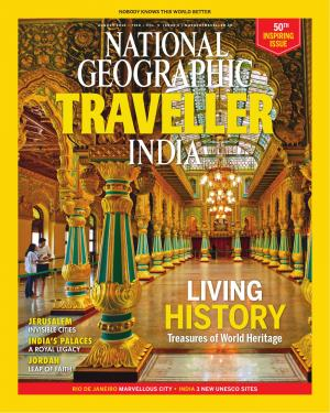National Geographic Traveller India, August16