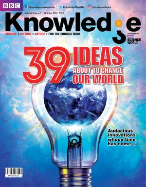 39 Ideas About To Change The World (V6I6 September - October 201)